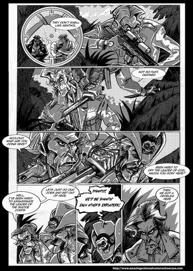 I FIGHT EVERYTHING – Prologue – Page 03