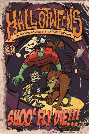 HALLOTWEENS - Cover